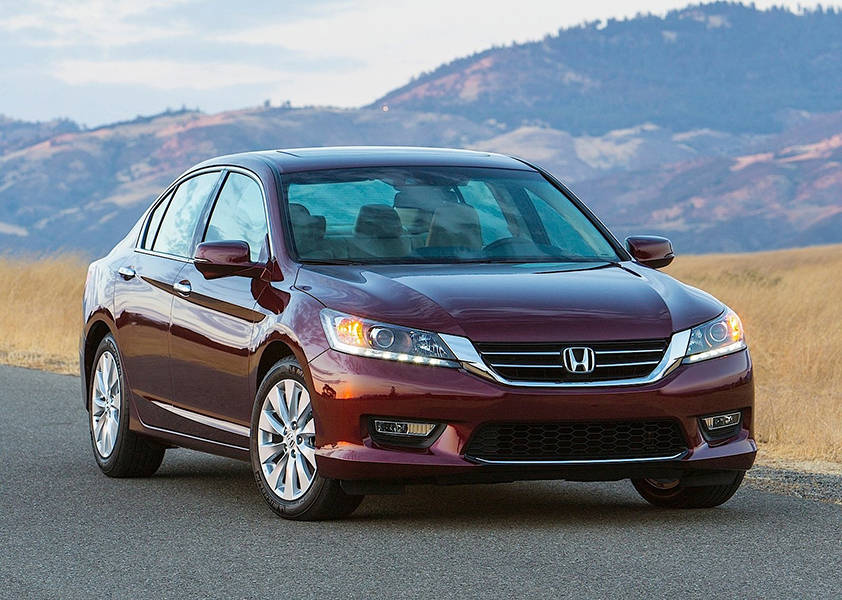 Honda accord 2017 prices in pakistan pictures and reviews for Honda accord generations