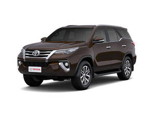 Toyota Fortuner 2017 Prices in Pakistan, Pictures and Reviews