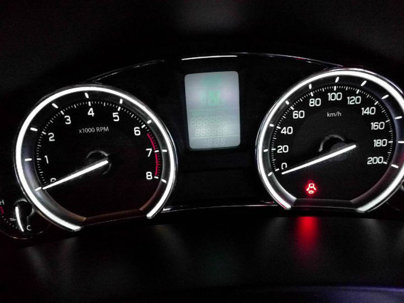 Suzuki Ciaz 2019 Interior Speedometer