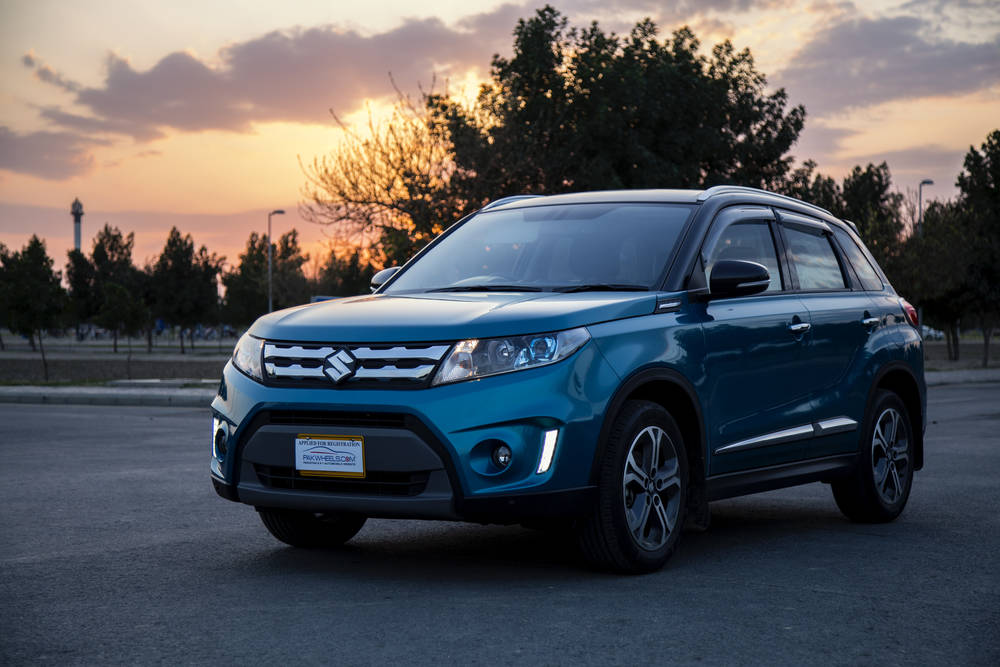 Suzuki Vitara 2019 Prices In Pakistan Pictures Reviews Pakwheels
