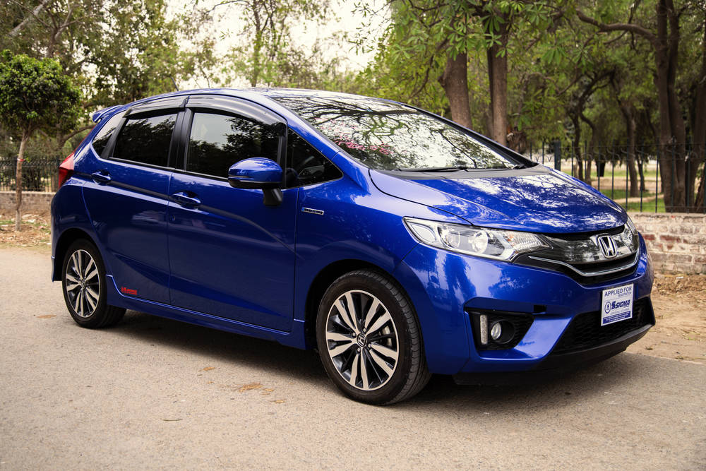 honda fit hybrid s package in pakistan honda fit hybrid s package price specs features pakwheels. Black Bedroom Furniture Sets. Home Design Ideas