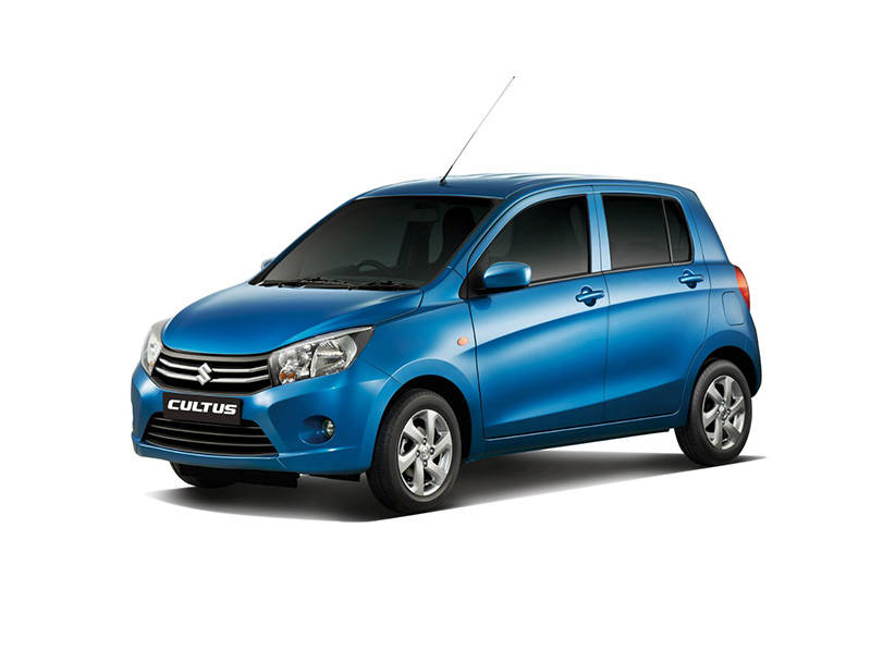Suzuki Cultus User Review