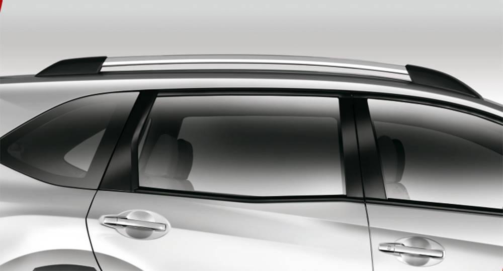 Honda BR-V 2018 Exterior Roof Rails