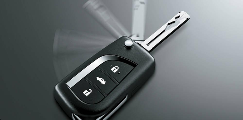 Toyota Corolla 2020 Interior 1.8 Altis Grande Key