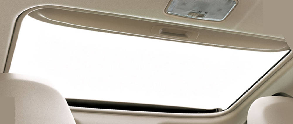 Toyota Corolla 2020 Interior Sunroof