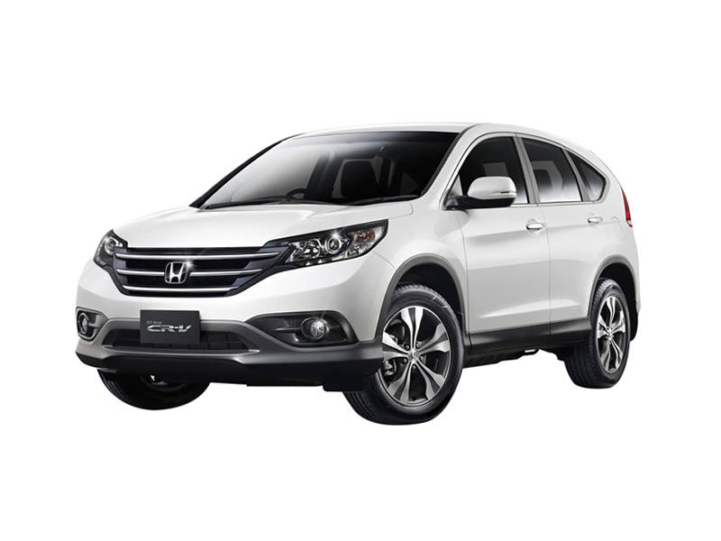 Honda CR-V 2018  Cover