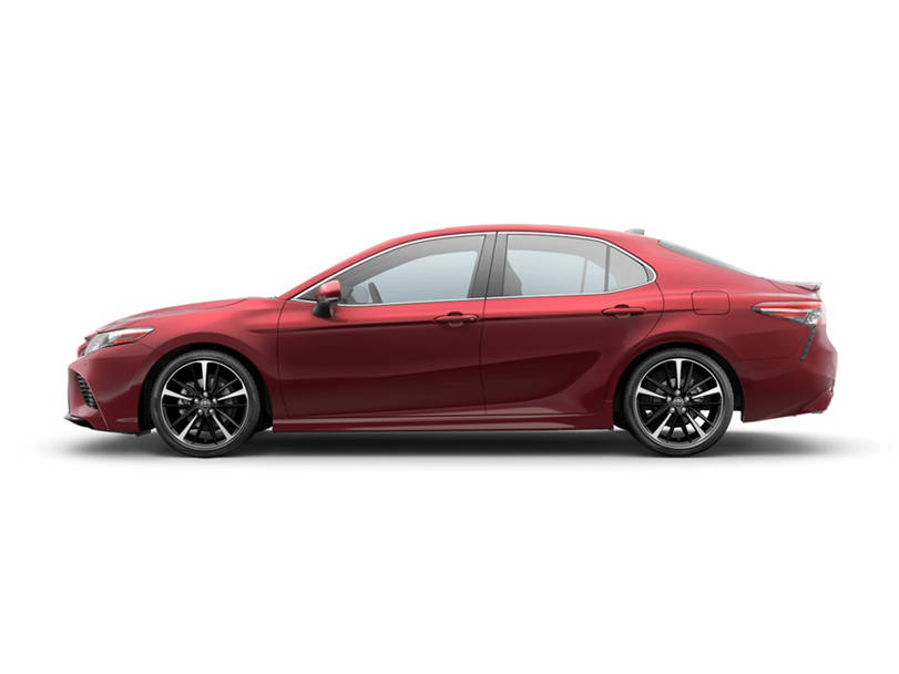 Toyota Camry 2020 Exterior Side View