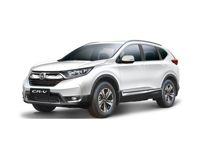 Honda CR-V 2.0 CVT User Review