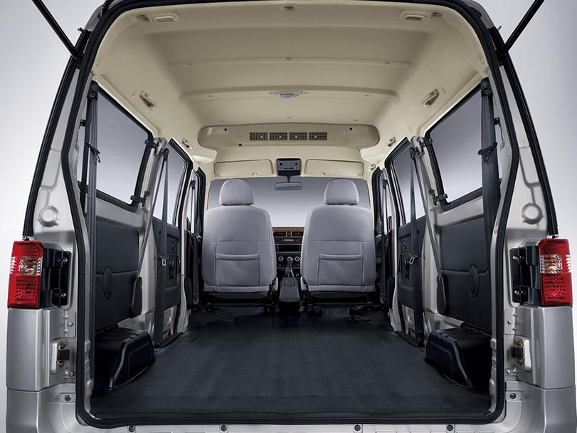 Jinbei X30 Interior Rear View