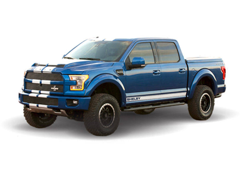Ford F 150 Shelby 1st Pakistan