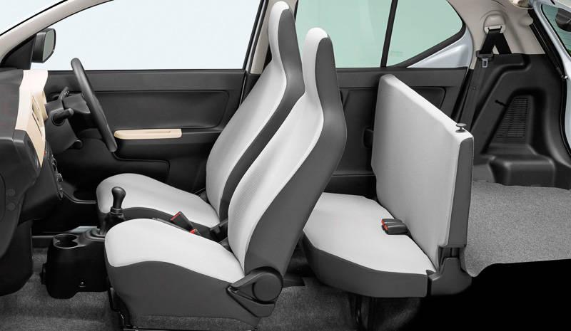 Suzuki Alto 2020 Interior