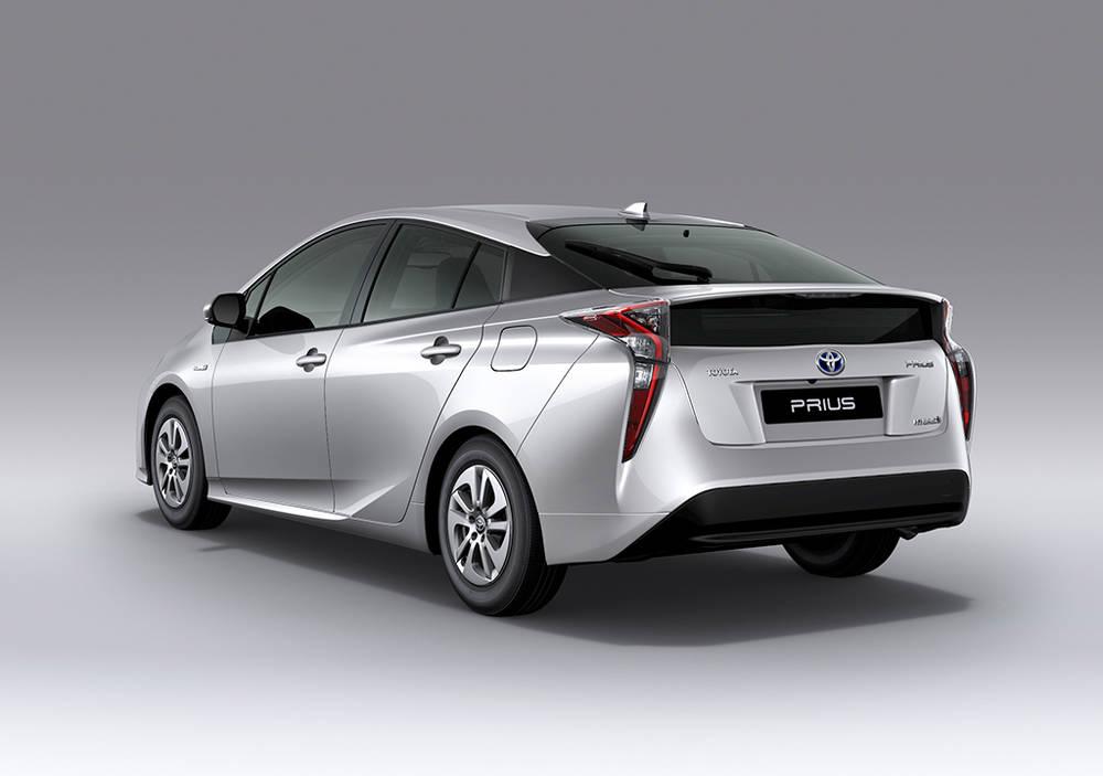 Toyota Prius 2021 Exterior