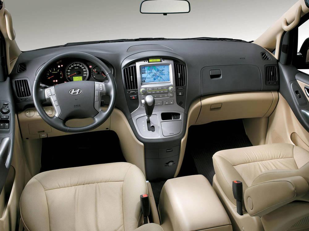 Hyundai Grand Starex 2020 Interior