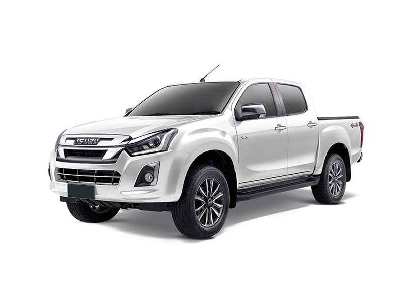 Isuzu D-Max V-Cross Automatic 3.0 User Review
