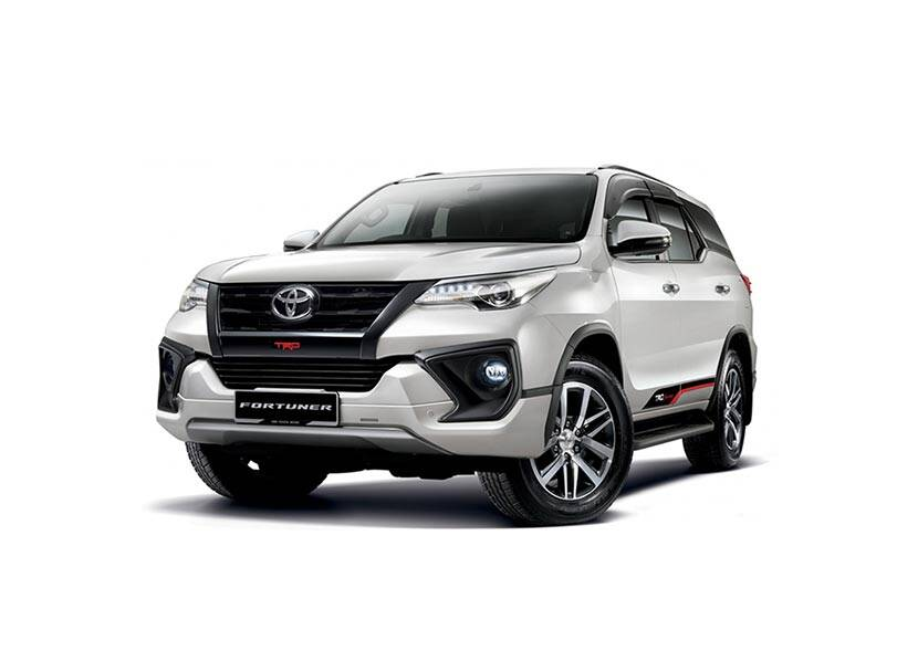 Toyota Fortuner 2.7 VVTi User Review