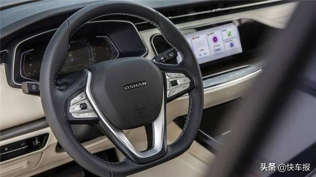 Changan Oshan X7 2021 Exterior Steering