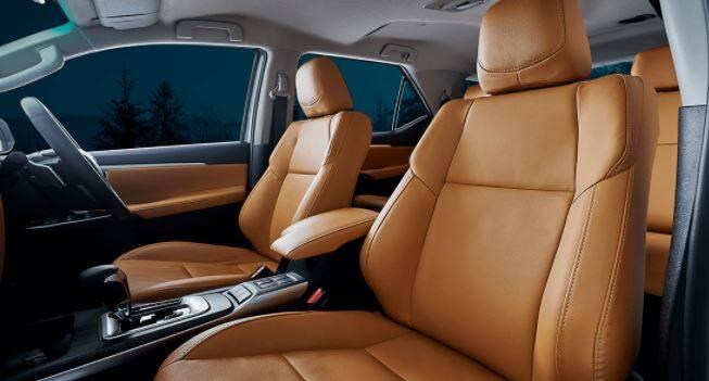 Toyota Fortuner Exterior Interior
