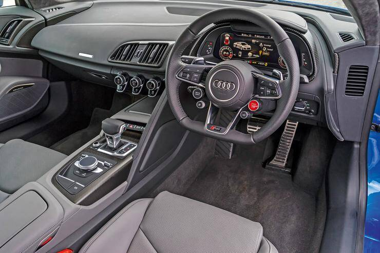 Audi R8 Interior Interior