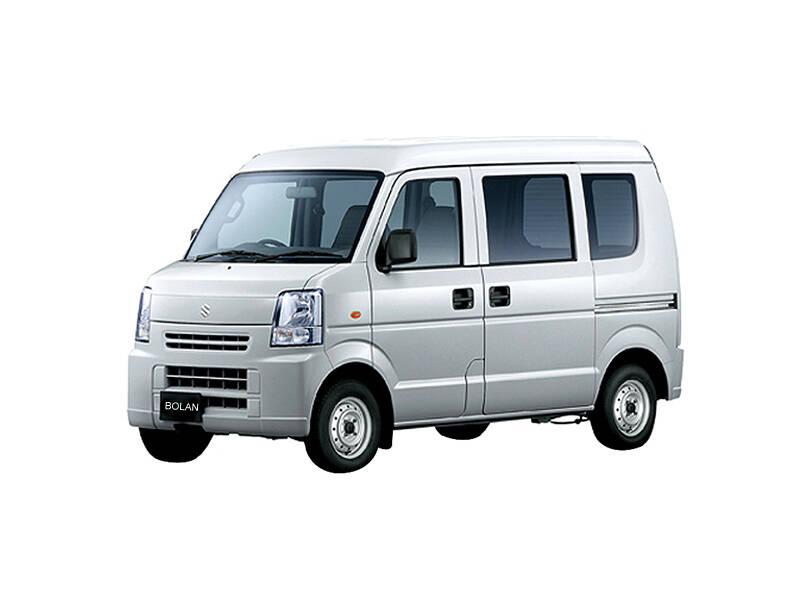 Suzuki Bolan 3rd Generation Pakistan
