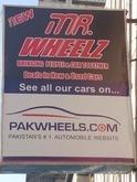 Mr Wheelz(M.A Jinnah Road)