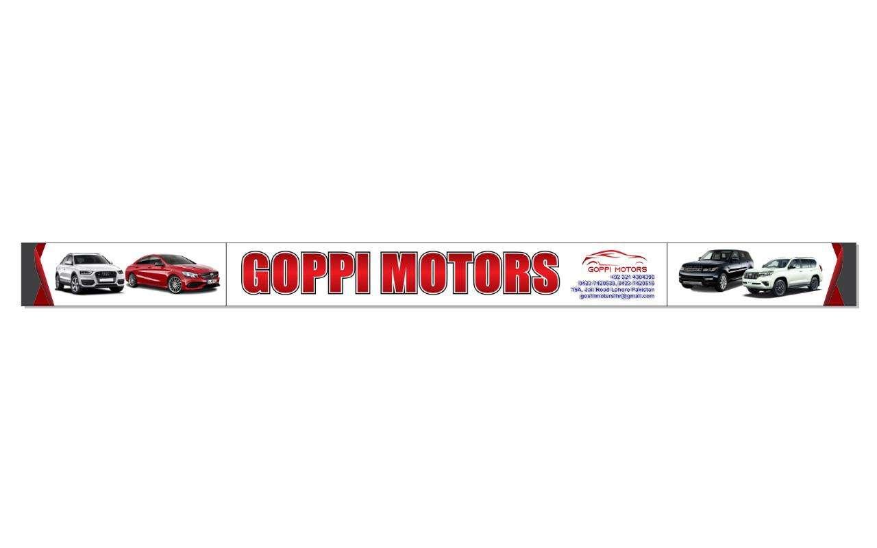 Goppi Motors