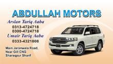 Abdullah Motors